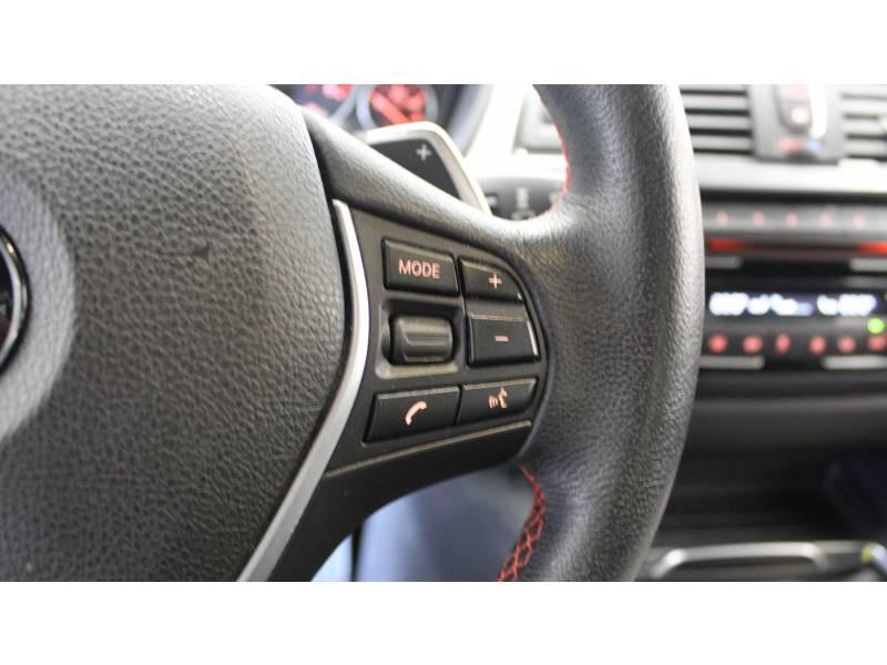 Bmw 420 GRAN COUPE F36 Coupé 420d xDrive 190 ch Sport A Blanc occasion à Tarbes - photo n°15