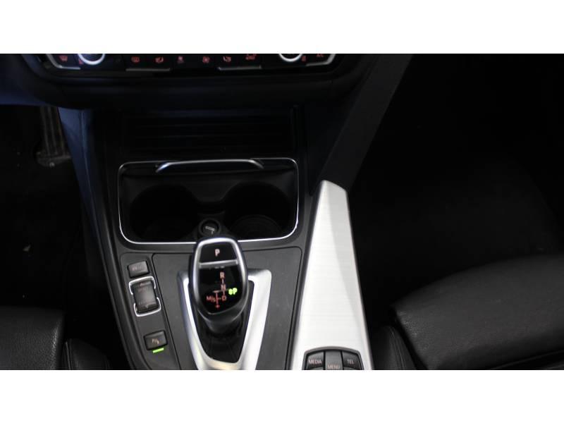 Bmw 420 GRAN COUPE F36 Coupé 420d xDrive 190 ch Sport A Blanc occasion à Tarbes - photo n°6