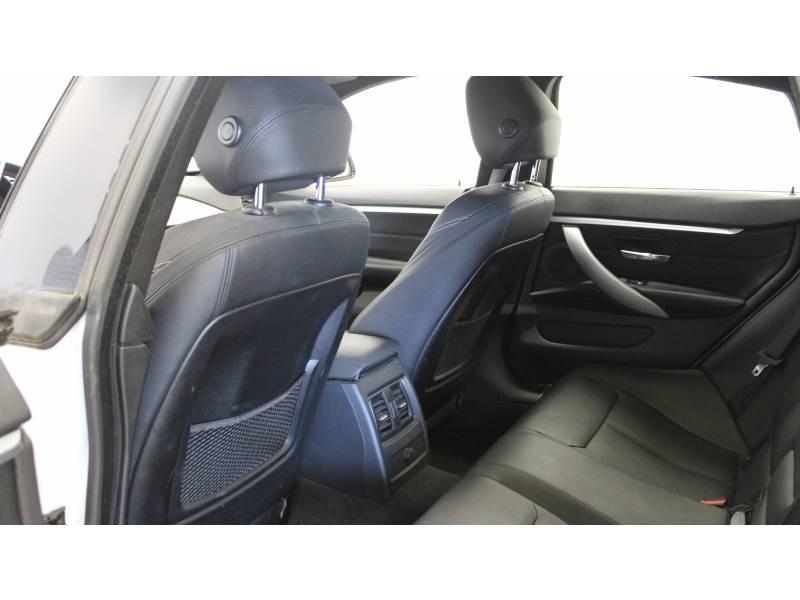 Bmw 420 GRAN COUPE F36 Coupé 420d xDrive 190 ch Sport A Blanc occasion à Tarbes - photo n°20