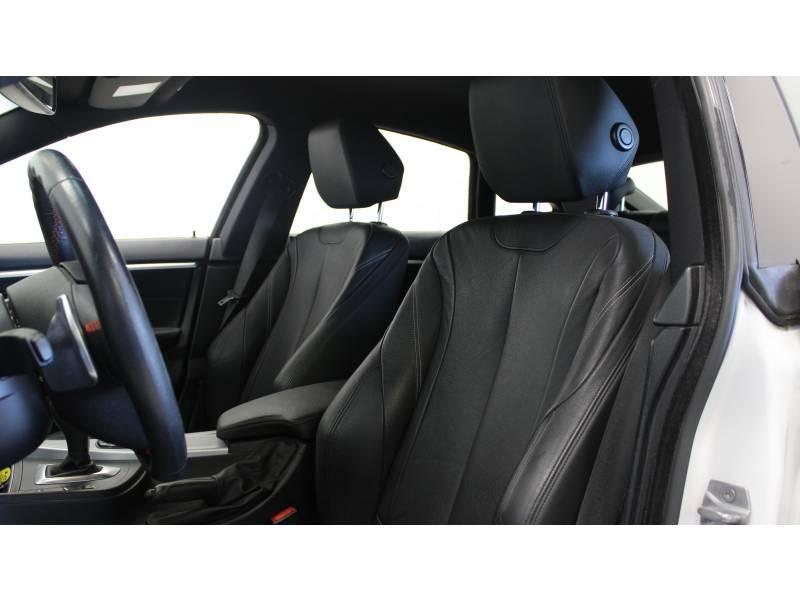 Bmw 420 GRAN COUPE F36 Coupé 420d xDrive 190 ch Sport A Blanc occasion à Tarbes - photo n°13