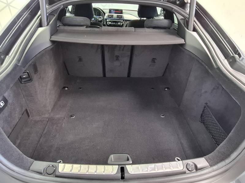 Bmw 420 GRAN COUPE F36 LCI2 Coupé 420d xDrive 190 ch BVA8 M Sport Gris occasion à Narbonne - photo n°7