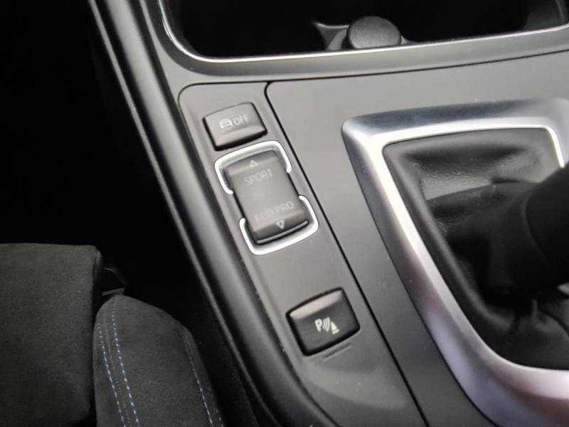 Bmw 420 GRAN COUPE F36 LCI2 Coupé 420d xDrive 190 ch BVA8 M Sport Gris occasion à Narbonne - photo n°16