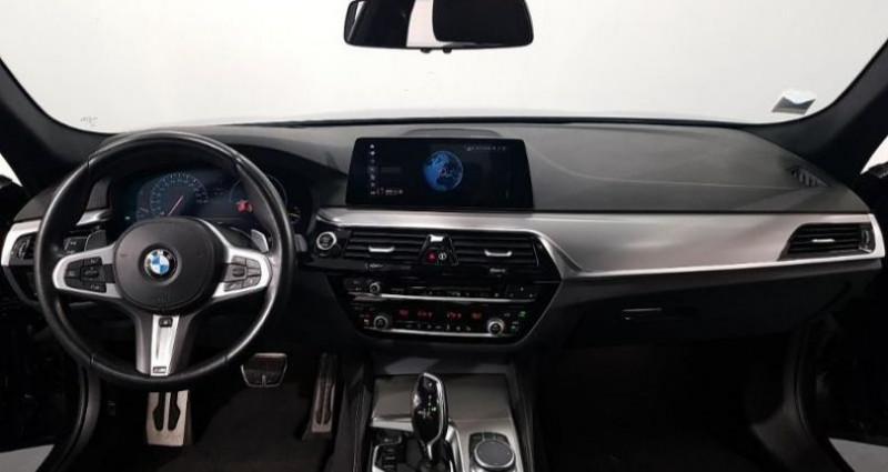 Bmw 520 520dA xDrive 190ch M Sport Steptronic Euro6d-T Noir occasion à Orléans - photo n°5