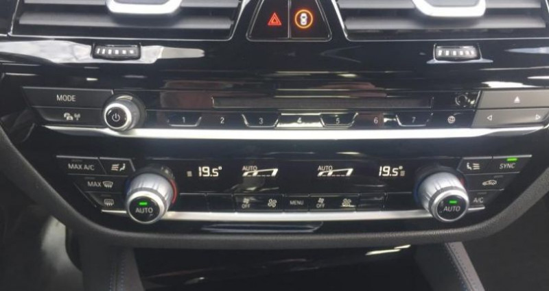 Bmw 520 520dA xDrive 190ch M Sport Steptronic Blanc occasion à Chavelot - photo n°7
