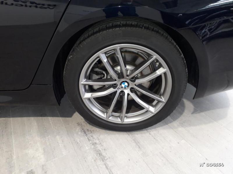 Bmw 520 BMW SERIE 5 (G31) (2) TOURING 520D 190 M SPORT BVA8 Noir occasion à Rivery - photo n°10