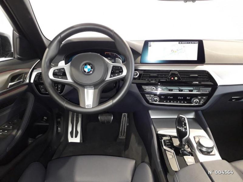 Bmw 520 BMW SERIE 5 (G31) (2) TOURING 520D 190 M SPORT BVA8 Noir occasion à Rivery - photo n°7