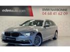 Bmw 520 G31 Touring 520d 190 ch BVA8 Luxury Gris 2018 - annonce de voiture en vente sur Auto Sélection.com
