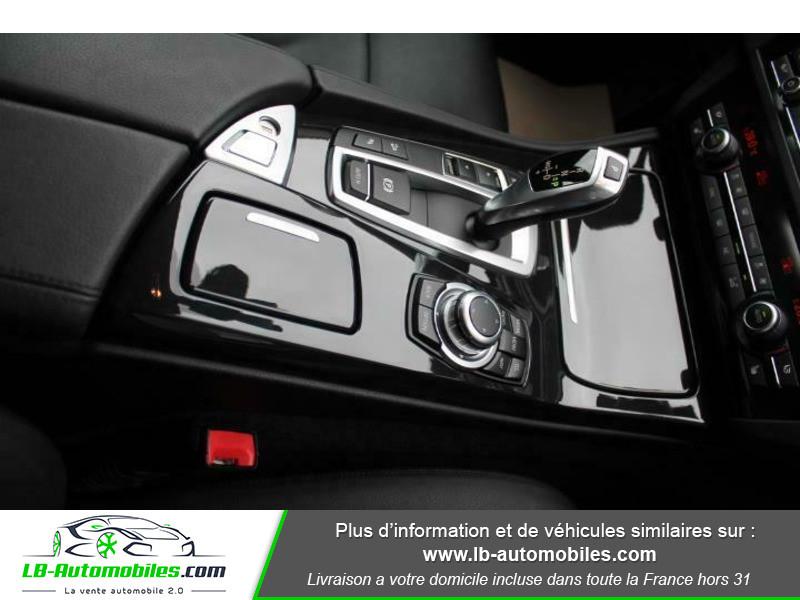 Bmw 525 525d 218ch F11 / xDrive Gris occasion à Beaupuy - photo n°8