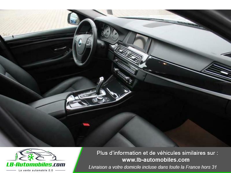 Bmw 525 525d 218ch F11 / xDrive Gris occasion à Beaupuy - photo n°7