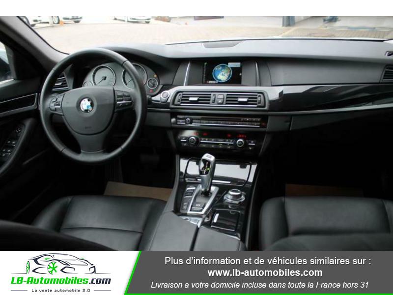 Bmw 525 525d 218ch F11 / xDrive Gris occasion à Beaupuy - photo n°2