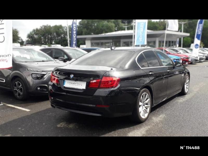Bmw 530 530dA xDrive 258ch Confort Noir occasion à Montévrain - photo n°2