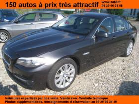Bmw 530 Gris, garage VOITURE PAS CHERE RHONE ALPES à Saint-Bonnet-de-Mure