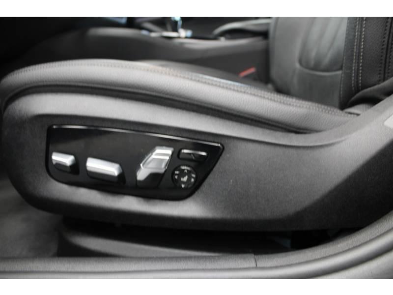 Bmw 530 G30 530e iPerformance 252 ch BVA8 M Sport Noir occasion à Lescar - photo n°15