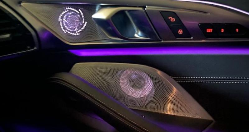 Bmw 530 M850IX Cabriolet 530 Noir occasion à DIJON