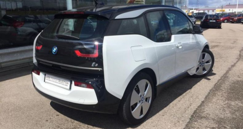 Bmw i3 170ch 94Ah +CONNECTED Atelier  occasion à Chavelot - photo n°3