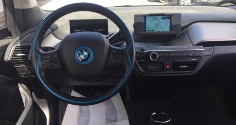 Bmw i3 170ch 94Ah +CONNECTED Atelier  occasion à Chavelot - photo n°5