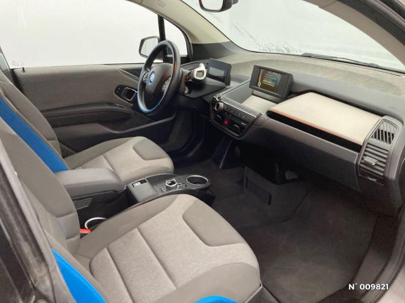 Bmw i3 BMW  (I3) 94 AH 170 +CONNECTED ATELIER Noir occasion à Compiègne - photo n°4