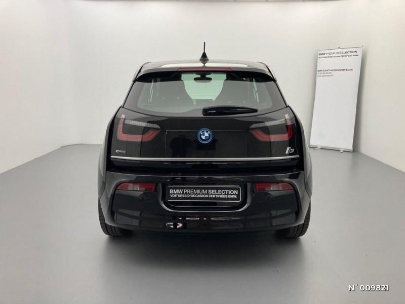 Bmw i3 BMW  (I3) 94 AH 170 +CONNECTED ATELIER Noir occasion à Compiègne - photo n°3