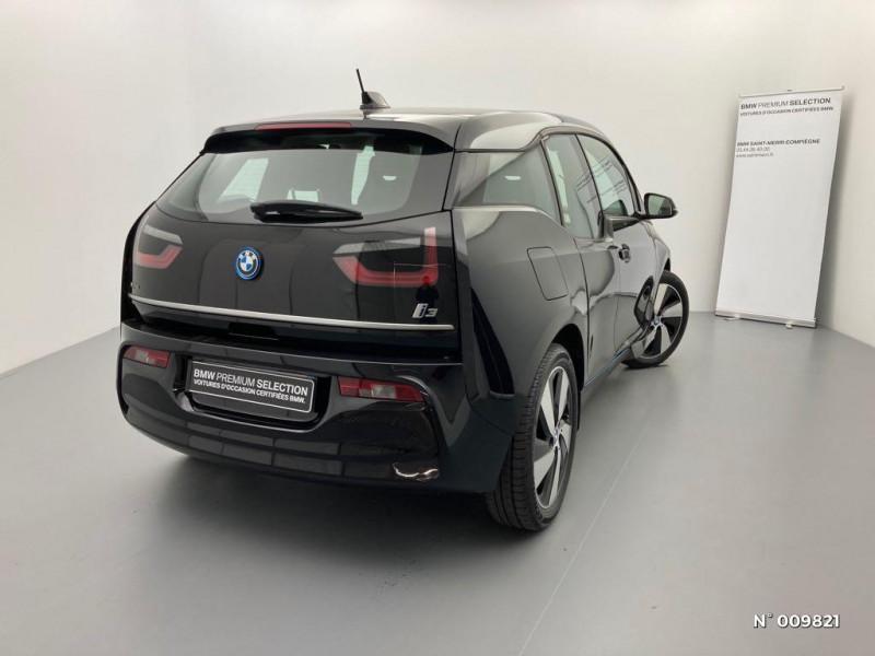 Bmw i3 BMW  (I3) 94 AH 170 +CONNECTED ATELIER Noir occasion à Compiègne - photo n°6