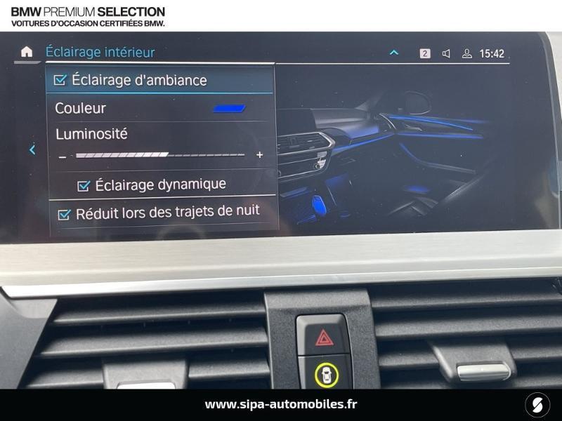 Bmw iX3 286ch Impressive 6cv  occasion à Montauban - photo n°16