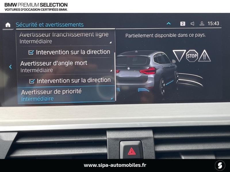 Bmw iX3 286ch Impressive 6cv  occasion à Montauban - photo n°17
