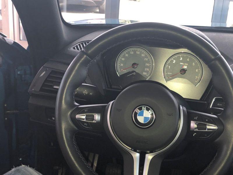 Bmw M2 Coupé 370 Bleu occasion à Beaupuy - photo n°2
