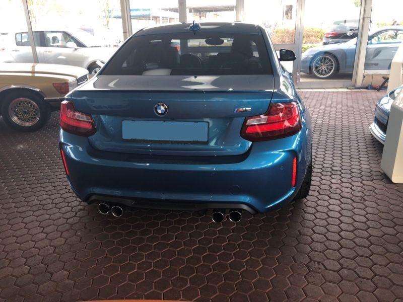Bmw M2 Coupé 370 Bleu occasion à Beaupuy - photo n°7
