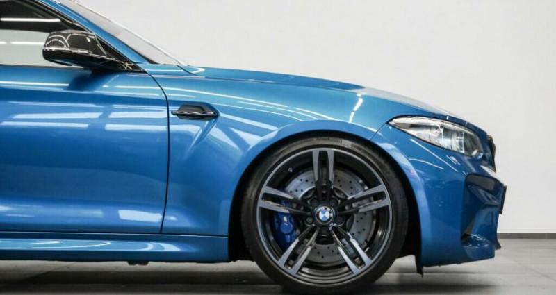 Bmw M2 Coupe I (F87) 370ch M DKG Bleu occasion à Boulogne-Billancourt - photo n°2