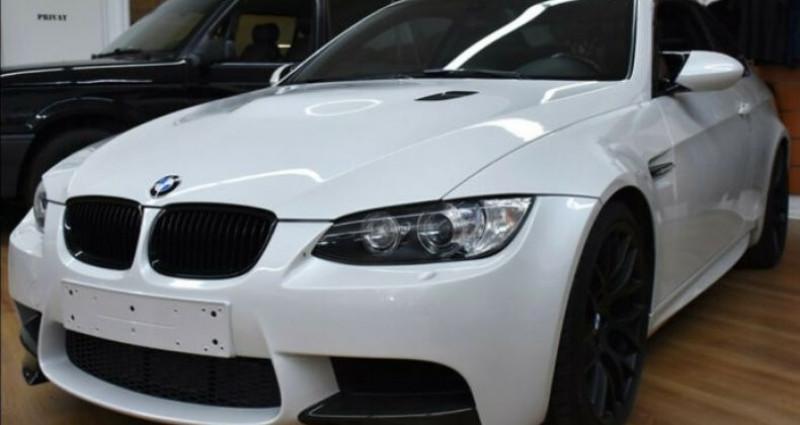 Bmw M3 Coupe E92 4.0L V8, Compétition, DKG Blanc occasion à Boulogne-Billancourt