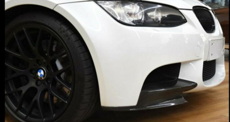 Bmw M3 Coupe E92 4.0L V8, Compétition, DKG Blanc occasion à Boulogne-Billancourt - photo n°4