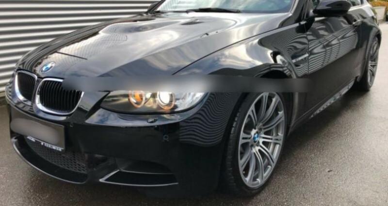 Bmw M3 Coupe V (E92M) 420ch DKG Drivelogic Noir occasion à Boulogne-Billancourt