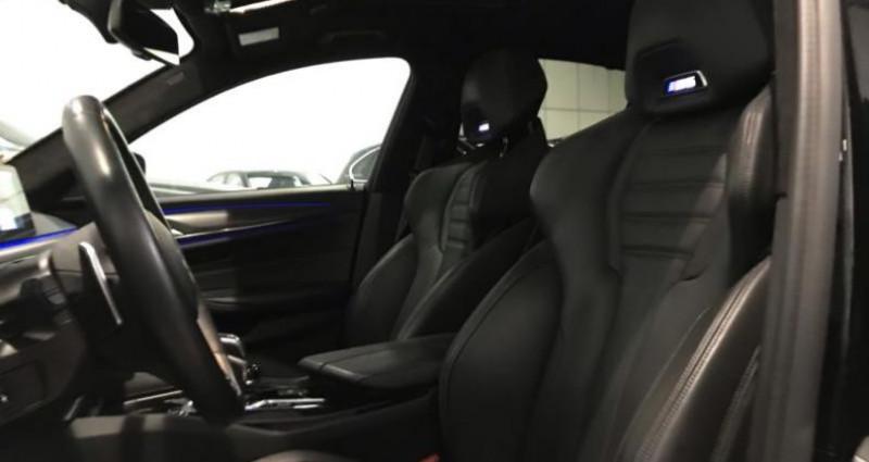 Bmw M5 4.4 V8 600ch M Steptronic Noir occasion à Mantes La Jolie - photo n°4