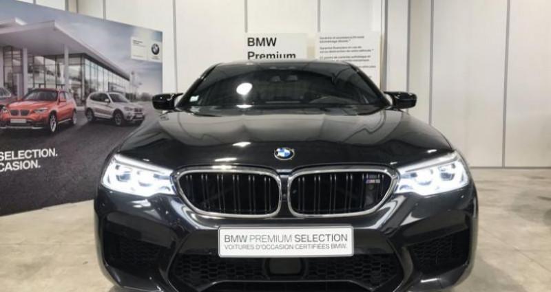 Bmw M5 4.4 V8 600ch M Steptronic Noir occasion à Mantes La Jolie - photo n°6