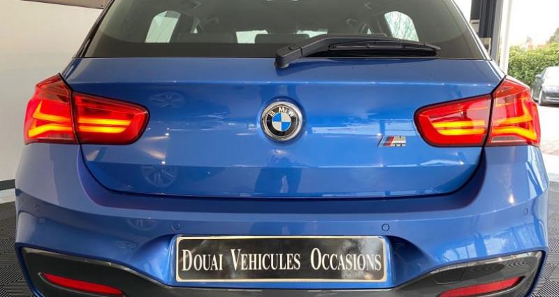 Bmw Serie 1 (F20) (2) 114D M SPORT Bleu occasion à DOUAI - photo n°5