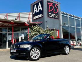 Bmw Serie 1 Noir, garage BS CARS.COM à Castelmaurou