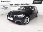 Bmw Serie 1 BMW SERIE 1 (F20) (2) 114D BUSINESS 5P Noir à Rivery 80