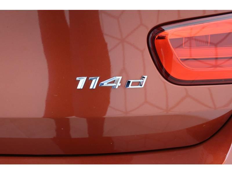 Bmw Serie 1 F20 LCI2 114d 95 ch Business Design Orange occasion à Tarbes - photo n°11