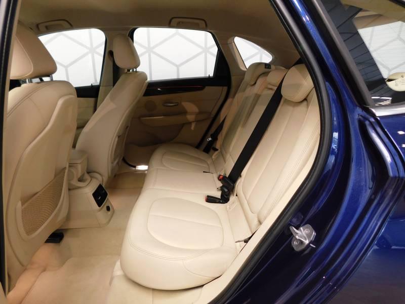 Bmw Serie 2 Active Tourer F45 218d 150 ch Luxury A Bleu occasion à PERIGUEUX - photo n°14