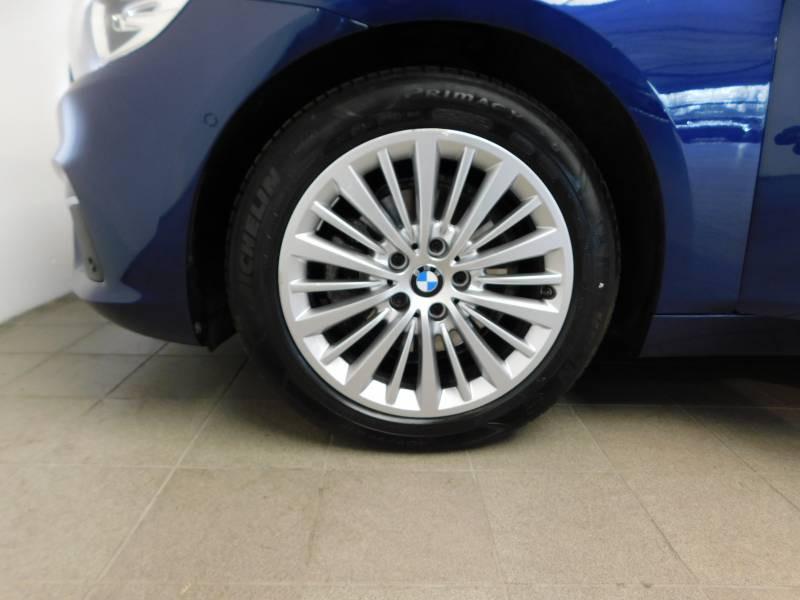 Bmw Serie 2 Active Tourer F45 218d 150 ch Luxury A Bleu occasion à PERIGUEUX - photo n°4