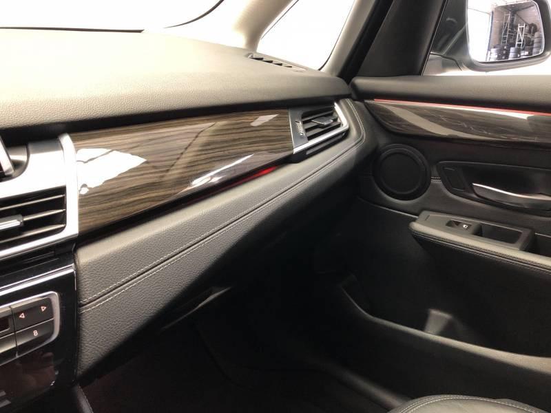 Bmw Serie 2 Active Tourer F45 218i 136 ch Luxury A Noir occasion à Carcassonne - photo n°14