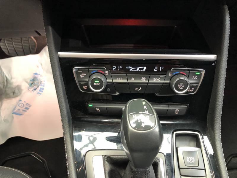 Bmw Serie 2 Active Tourer F45 218i 136 ch Luxury A Noir occasion à Carcassonne - photo n°12