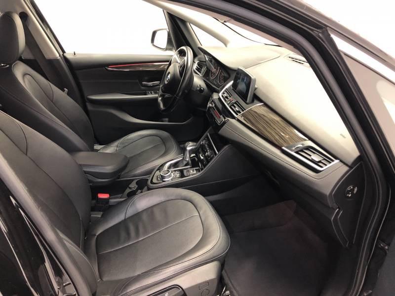 Bmw Serie 2 Active Tourer F45 218i 136 ch Luxury A Noir occasion à Carcassonne - photo n°9