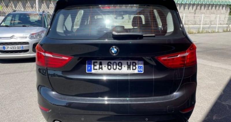 Bmw Serie 2 Gran Tourer 218iA 136ch Business Noir occasion à VERTOU - photo n°5