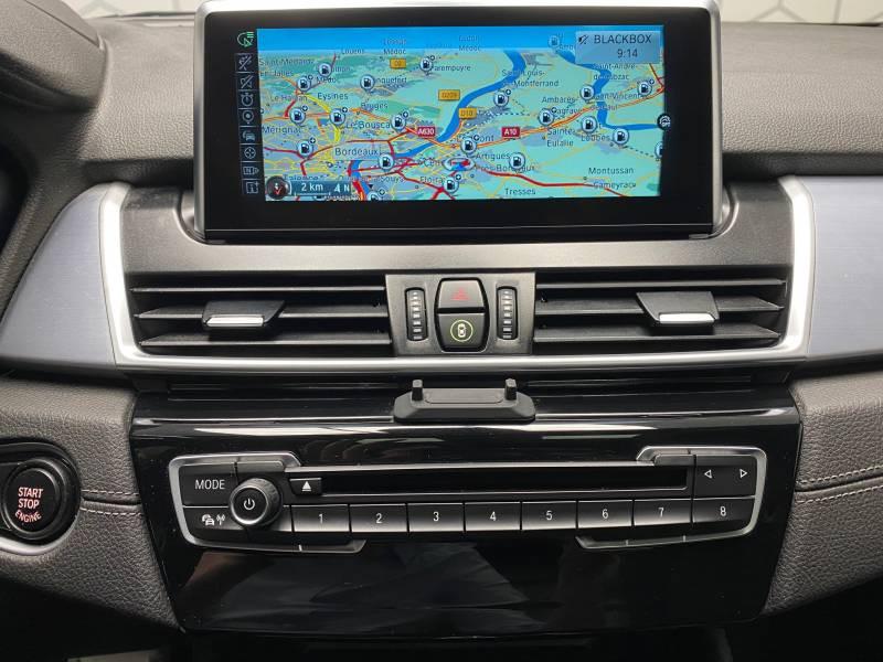 Bmw Serie 2 Gran Tourer F46 220d xDrive 190 ch Luxury A Gris occasion à Lormont - photo n°10