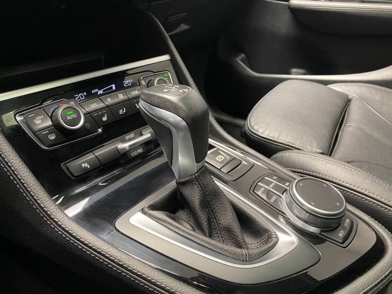 Bmw Serie 2 Gran Tourer F46 220d xDrive 190 ch Luxury A Gris occasion à Lormont - photo n°11