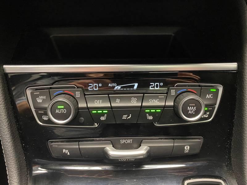 Bmw Serie 2 Gran Tourer F46 220d xDrive 190 ch Luxury A Gris occasion à Lormont - photo n°9