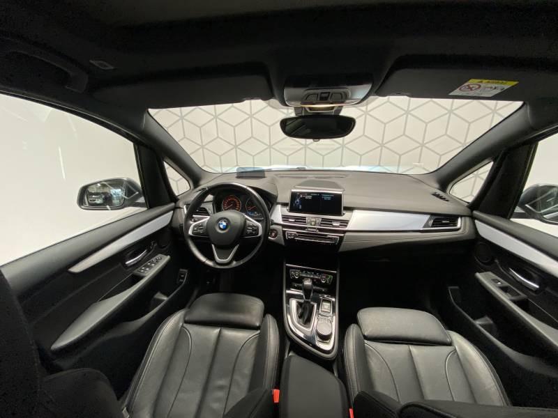 Bmw Serie 2 Gran Tourer F46 220d xDrive 190 ch Luxury A Gris occasion à Lormont - photo n°12