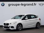 Bmw Serie 2 214d 95ch M Sport Blanc à Valframbert 61