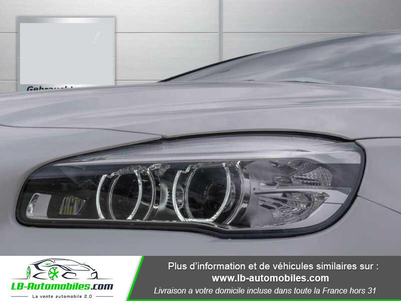 Bmw Serie 2 218d 150 ch BVA8 Blanc occasion à Beaupuy - photo n°9