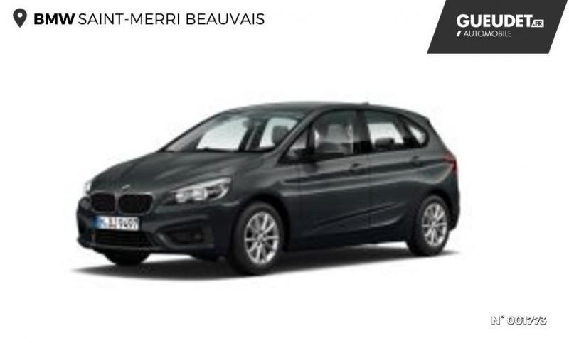 Bmw Serie 2 218dA 150ch Luxury Gris occasion à Beauvais